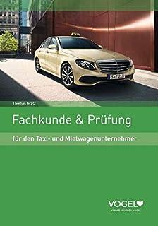 fachkunde prfung fr den taxi und mietwagenunternehmer - Taxi Und Mietwagen Prufung Muster
