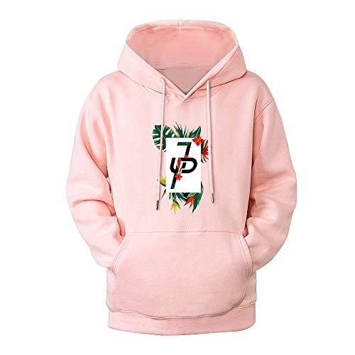 Women's Jake Paul Thrive JP Hoodie Sweatershirt for Woman M Pink
