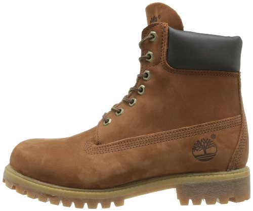 6 Timberland Classiques inch cognac Bottes Marron Waterbuck Premium Homme pqUd4H
