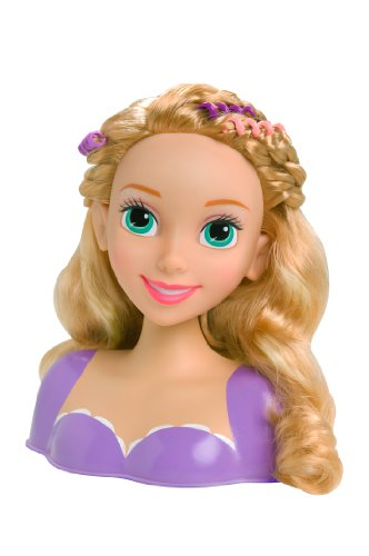 Styling Head - Disney Princess Rapunzel Styling Head Doll