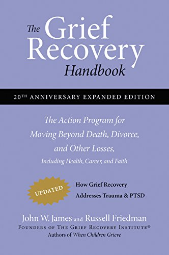 Download The Grief Recovery Handbook 20th Anniversary Expanded Images, Photos, Reviews