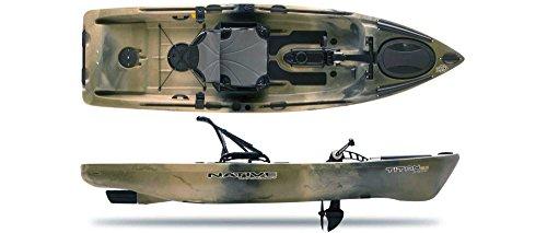 - Native Watercraft Titan Propel 10.5 Pedal Fishing Kayak (Hidden Oak)