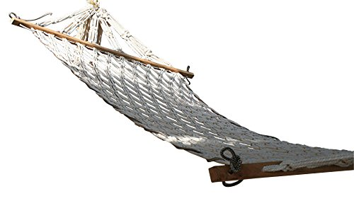 See`s Garden - Turkish Cotton, Handmade, Classic Style - Hammock Macrame