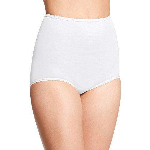 Bali Women's 3-Pack Skimp Skamp Brief Panties,3 ()