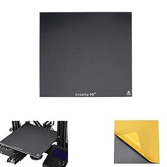 Ultrabase CR-10 - Plataforma de cristal para impresora 3D (310 x ...