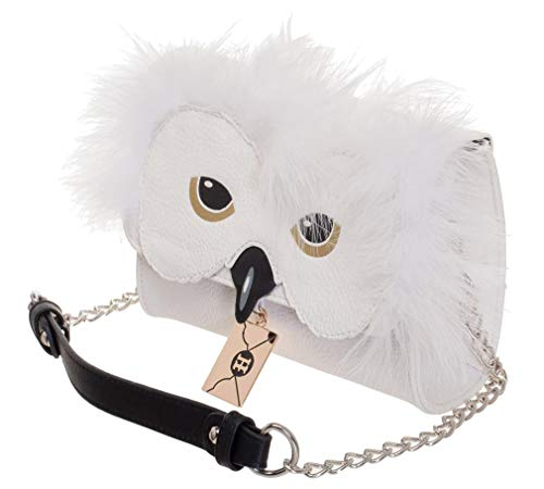 Harry Potter Purse Hedwig Owl Faux Leather Crossbody Bag ()