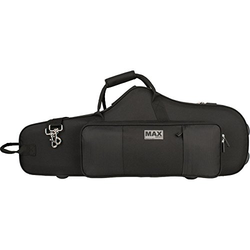 Protec MX305CT Tenor Saxophone Contoured MAX Case, Black by ProTec