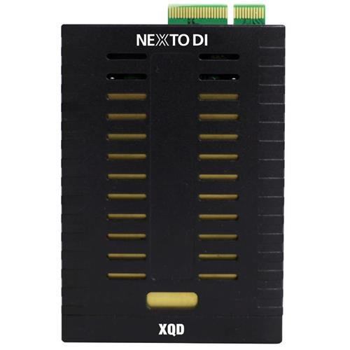Nexto DI XQD Memory Module for NSB-25 Storage Bridge by Nextodi