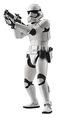 "Bandai Hobby Star Wars 1/12 Plastic Model First Order Stormtrooper ""Star Wars"""