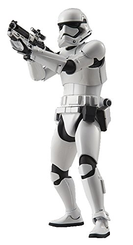 Bandai Hobby Star Wars 1/12 Plastic Model First Order Stormtrooper