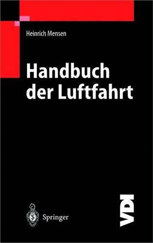 Handbuch der Luftfahrt (VDI-Buch)