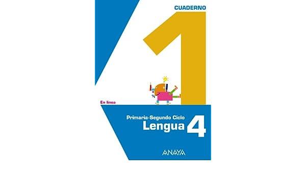 Cuaderno 1 lengua Primaria 4 En Linea (Spanish Edition): Lorena Esmoris Galán, Sarah Martín López: 9788467816907: Amazon.com: Books