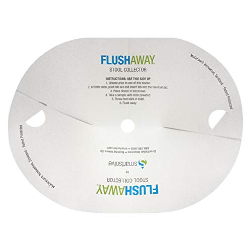 European FlushAway Single-Use Stool Collector by SmartSolve