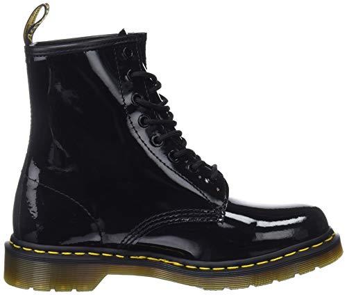 Patent Boots Original Lamper Black Dr 1460 Patent 011 Martens Black Women's qCpwxtXB