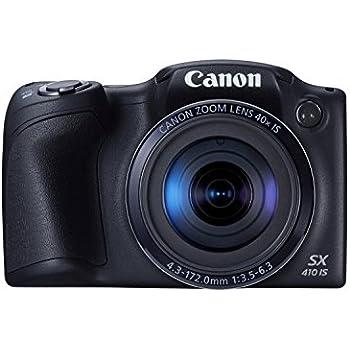 Amazon.com : Canon PowerShot SX400 Digital Camera with 30x Optical ...