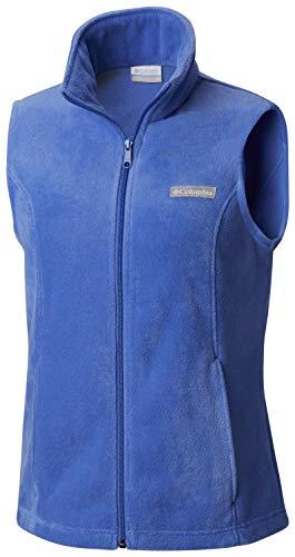 Columbia Women's Benton Springs Vest, Arctic Blue X-Small