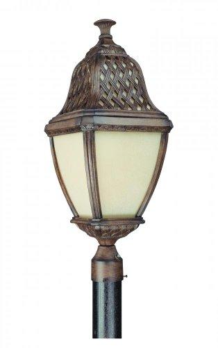 Lighting Fixtures Biscayne Light Fixture - One Light Biscayne Post Light
