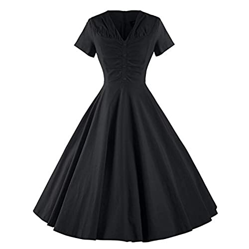 Plus Size 50s Dress Amazon