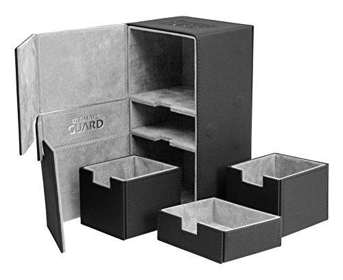 200-Card-Twin-Flip-N-Tray-Xenoskin-Deck-Case