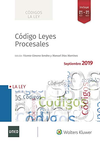 Código de Leyes Procesales 2019 (Códigos LA LEY) por Gimeno Sendra, Vicente,Díaz Martínez, Manuel
