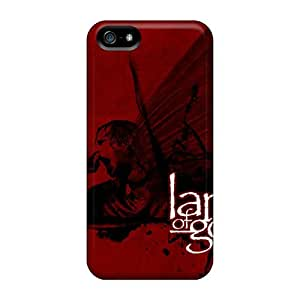 JamieBratt Iphone 5/5s Scratch Protection Phone Cases Support Personal Customs High Resolution Lamb Of God Skin [hiY4037nbbt]