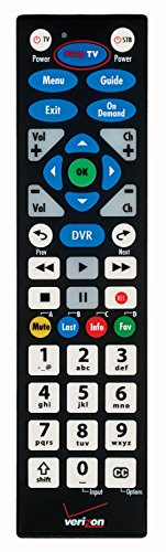 Verizon P283 Button Remote Controller
