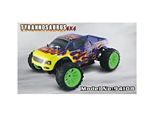 HSP 94108 1/10th Scale Nitro Off-Road Monster Truck