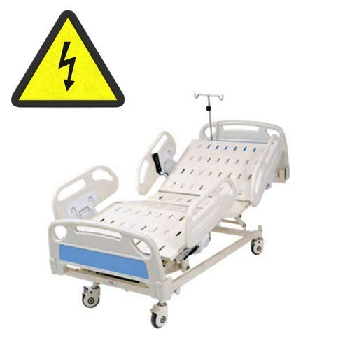 Tychemed ICU Bed for Patient (DELUXE Three Function) Price & Reviews