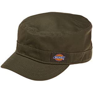 Dickies Men's Military Radar Cap