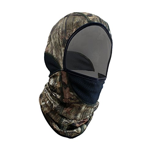 Turtle Fur Hunting - Earshot, Lightweight Comfort Shell Balaclava, Mossy Oak Break-up Infinity