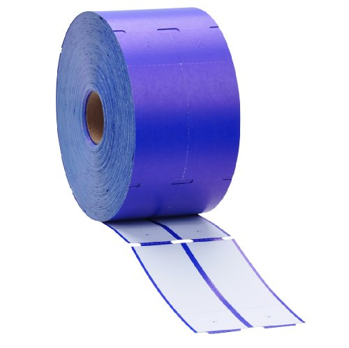 Blue Direct Thermal Consignment Style Tags (Thermal Consignment Tags compare prices)