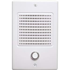 Amazon.com: Nutone Door Speaker In White Finish: Electronics
