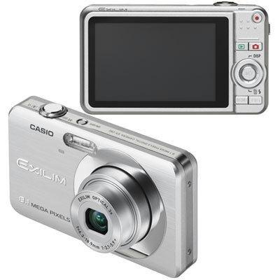 Zoom 8 Megapixels Casio Exilim - 8