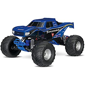 Amazon.com: Traxxas 36054 The Stampede XL-5 Truck: Toys & Games