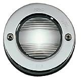 Perko Vertical Mount Stern Light 12VDC w/Chrome Bezel