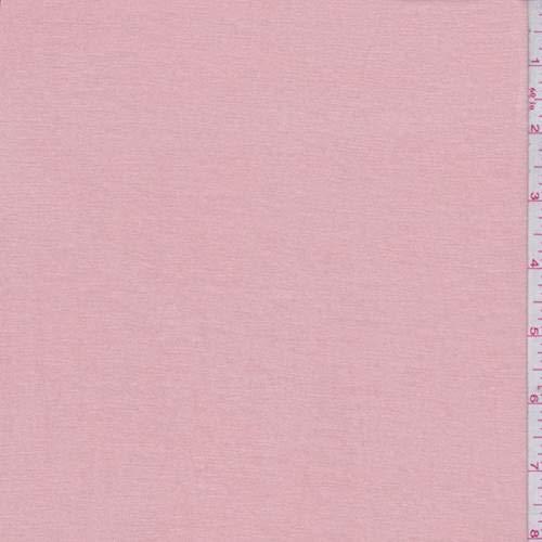Apricot Pink Bamboo Jersey Knit, Fabric by The Yard