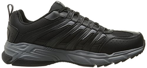 Skechers Hombres Fashion Sneakers Black/Gray