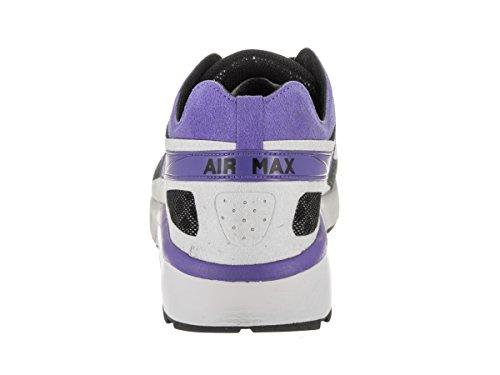Nike Mens Air Bw Gen Ii Scarpa Da Corsa Nero / Persiano / Viola / Ntrl / Grigio