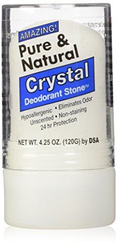 Thai Deodorant Stone Pure Deodorant, PUSH-UP, 4.25 OZ by ()