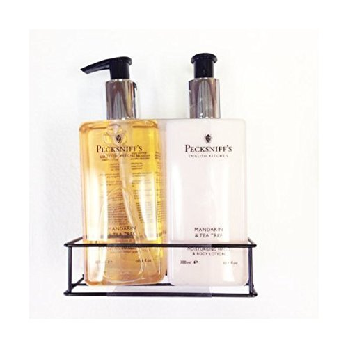 Pecksniff's Hand Wash Duo in Mandarin & Tea Tree