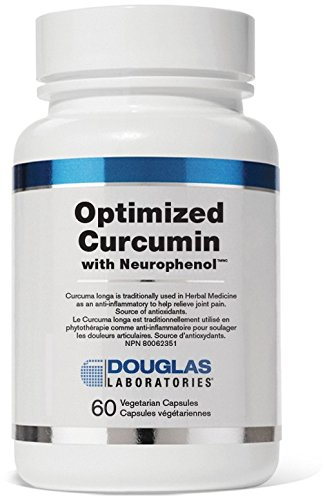 Douglas Laboratories – Optimized Curcumin With Neurophenol – Blueberry and Grape Extracts to Support Cognitive Function – 60 Capsules