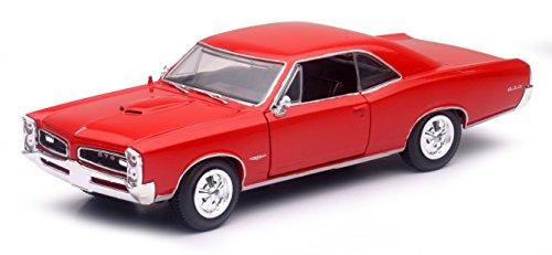1 25 1966 Pontiac Gto Hard Top
