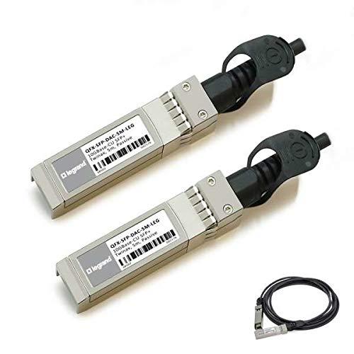 C2G Juniper Networks QFX-SFP-DAC-5M Compatible 10GBase-CU SFP+ to SFP+ Passive image