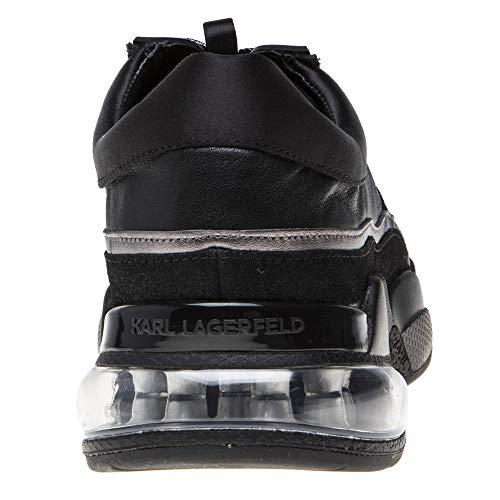 Lagerfeld Negro Mujer Zapatillas Karl Lazare 0dWwH0qa