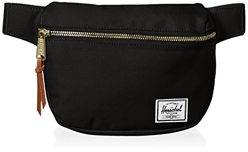 Herschel Fifteen Waist Pack, Black, One Size