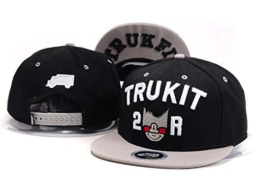 f9b374a7edf80 Trukfit Men s Limited Edition Fitted Snapback Cap Hat - Import It All