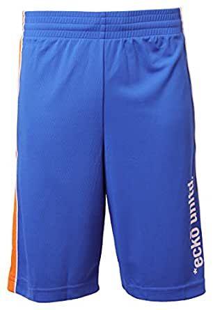 Ecko Men's Basketball Shorts Knee Length Sport Gym Summer Casual Small Princess Blue