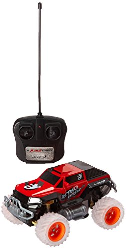 Lutema- Lutema Camioneta SUV a Control Remoto de 4 Canales, Color Rojo