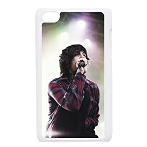 Bring Me The Horizon iPod Touch 4 Case White Exquisite designs Phone Case TF7277J1