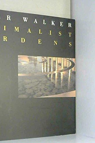 Peter Walker Minimalist Gardens